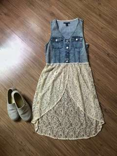 (Unique) Forever 21 sleeveless blouse