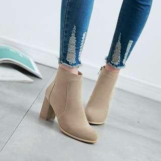 Sepatu Boots PO! - Korean The Eleanor