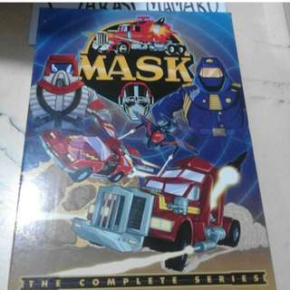 M.A.S.K.: The Complete Series (DVD, 2011, 12-Disc Set)