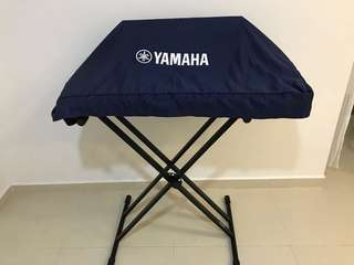 Yamaha PSR-E253 portable keyboard black/ white