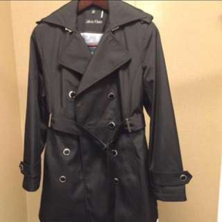 Calvin Klein WMNS Trench Coat (Size XS) from U.S