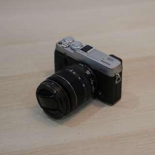 Fujifilm X-E1 (18-55mm fujinon lens)