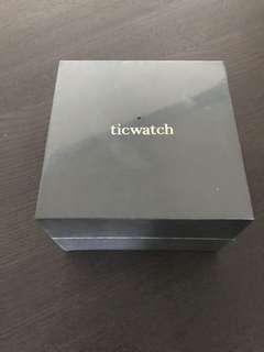 Tic Watch 2 全新黑色 未開封