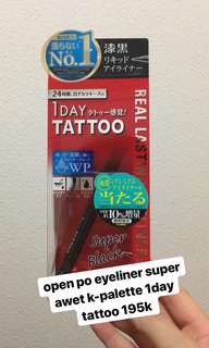 1day tattoo eyeliner