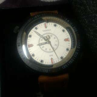 yazole mens watch