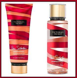 Victoria's Secret Lotion and body mist