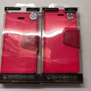 iPhone 4 4S 5 5S case 手機保護套