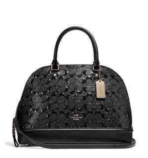 AUTHENTIC COACH SEIRRA EMBOSSED (F27598)