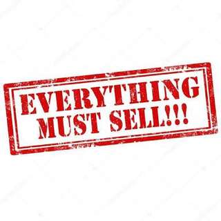 Everything must sell. All brand new, never worn and still with tags