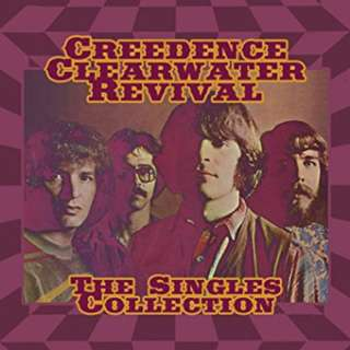 Creedence Clearwater Revival 7inch The Singles Box set