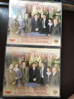 🚚 the west wing vcd