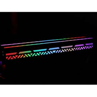 科賦KLEVV CRAS II RGB DDR4-3200 16GB(8GB*2) RGB 電競記憶體(可超頻至DDR4-3733)