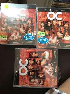 🚚 The OC first season
