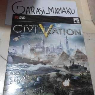 PC GAME SERIAL KEY ORIGINAL : CIVILIZATION V COMPLETE EDITION STEAM