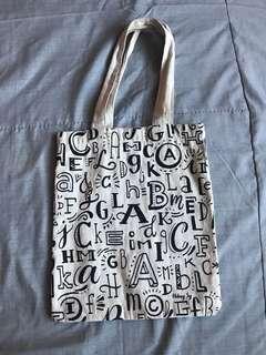 Abbey Sy Canvas Bag