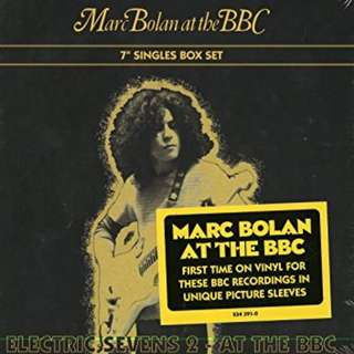 Marc Bolan at BBC 7inch Box set