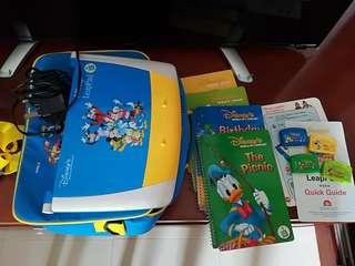 迪士尼美語世界電子書