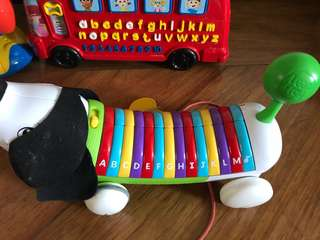 Leapfrog Musical Alphapup / Dog