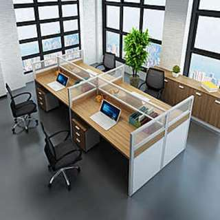 Partitions, Workstation, Divider - Office Furniture