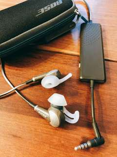 BOSE quietcomfort 20 (pre loved)