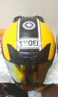 Helmet Shoei Kenny Robert J Force II