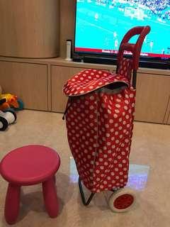 Grocery trolley basket Brand New
