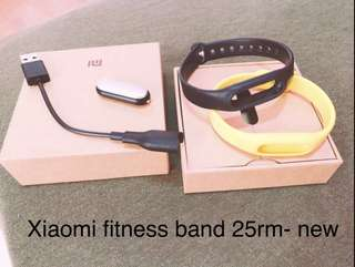 Xiaomi fitness band