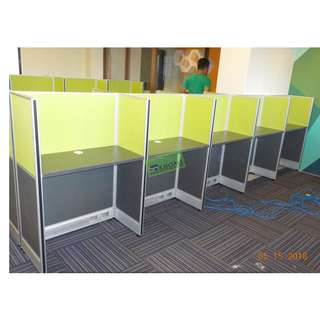 KFS-CHARLIE-6S - office furniture - partition