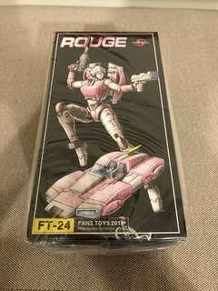 Fans Toys FT-24 Rouge MP Arcee MISB sealed mint
