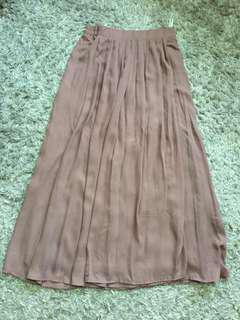 Pleated Skirt #Reduced