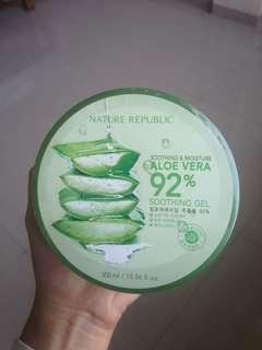 Nature Republic Aloe Vera Shooting Gel 92%