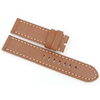 Suede 24mm watch strap