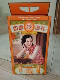 Limited Edition CNY Classic F&N Orange Crush
