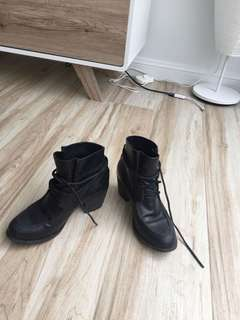 Rag & Bone Leather Boots