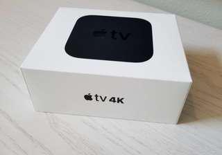 Apple TV 4K 32GB.  Excellent condition.