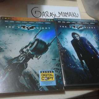 CD TWO DISC SPECIAL EDITION BATMAN DARK NIGHT