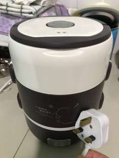Electric Lunch Box Steamer