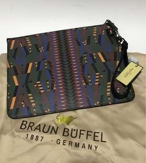 Brand New Braun Buffel Clutch