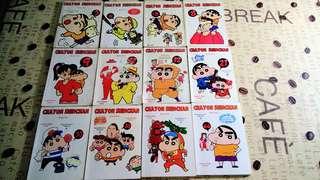 Comic Crayon Shinchan (semua)