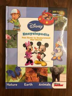 Disney Junior Encyclopedia