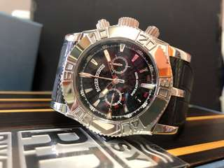 ROGER DUBUIS EASYDIVER CHRONOGRAPH LIMITED 豪爵 強潛者 專業潛水計時限量版46mm