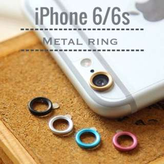 Ring Camera Iphone 6 6G 6S /Pelindung Kamera Handphone