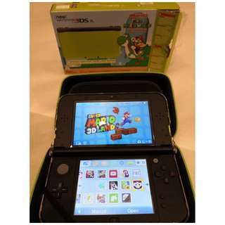 "Special edition ""NEW"" NINTENDO 3DS XL"