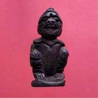 Hanuman Mai Phayoon Roop of LP Lae Wat Phra Song (Thai Amulet)