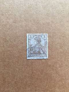 Germany Stamp
