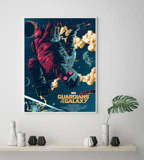 Brand new poster - Guardians of the Galaxy