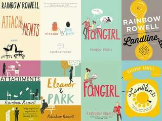 EBOOK:Rainbow Rowell ebook complete set