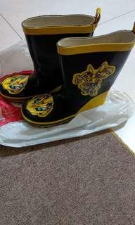 大黃🐝男童雨鞋