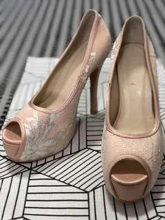 Christy Ng Wedding Shoe