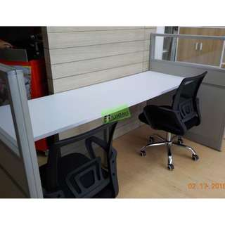 Workstation with Partition_Office Furniture-Office Partition